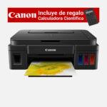 Canon®Impresora Multifuncional Tinta Continua Pixma G2100-01
