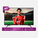 TLC®Smart TV Android LED S6500 40-01
