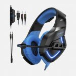 Headset Onikuma K1B Gamer Profesional Single Light-2-01