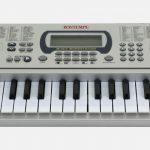 Órgano Electrónico 54 Teclas NU009-3-01
